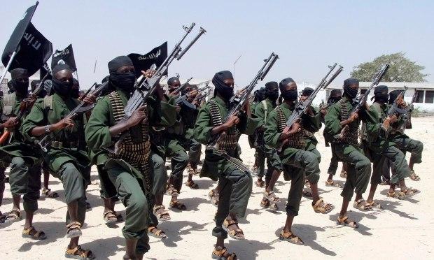 Al-Shabaab fighters