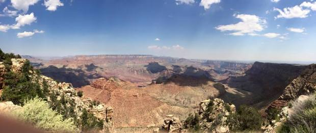 Julia - grand canyon
