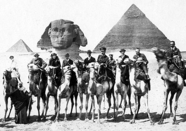 Gertrude Pyramids