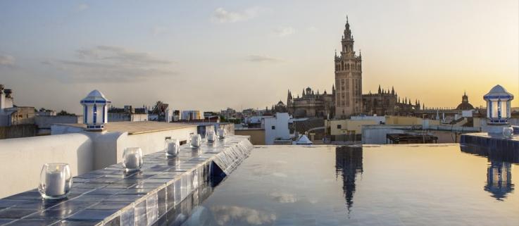 Baños Arabes Aire De Sevilla | Aire De Sevilla The Most Luxurious Stop On The Tourist Trail Pink