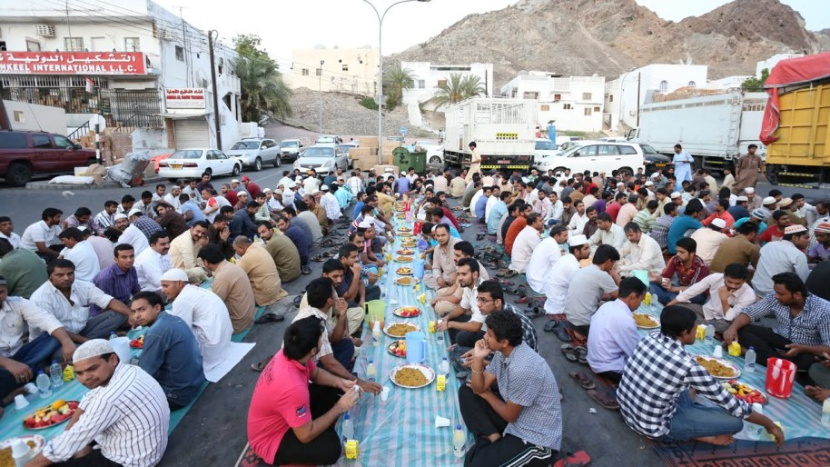 iftar muttrah