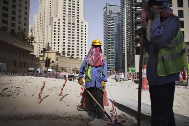 Dubai Magnum Photos