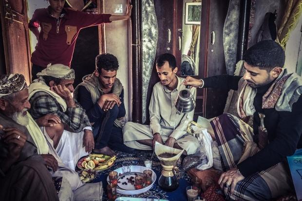 mokhtar coffee