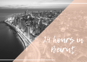 1 day Beirut itinerary