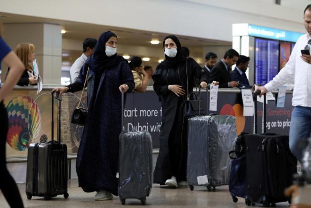 coronavirus in the UAE