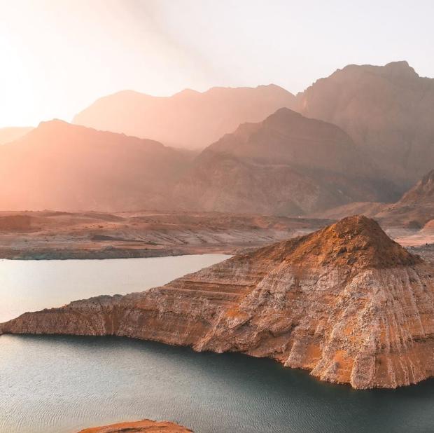 Wadi Dayqah, Oman