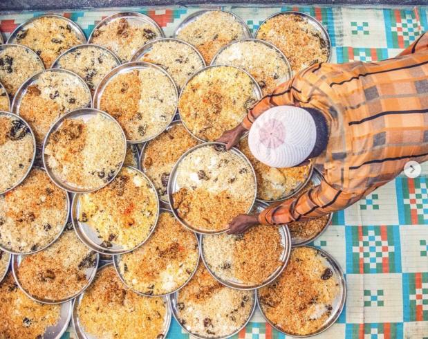 community iftar, Manama, Bahrain