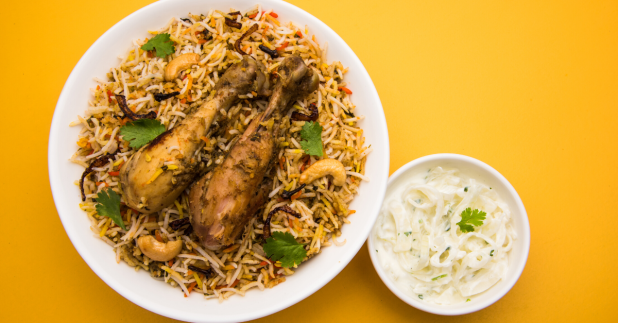 Omani food biryani