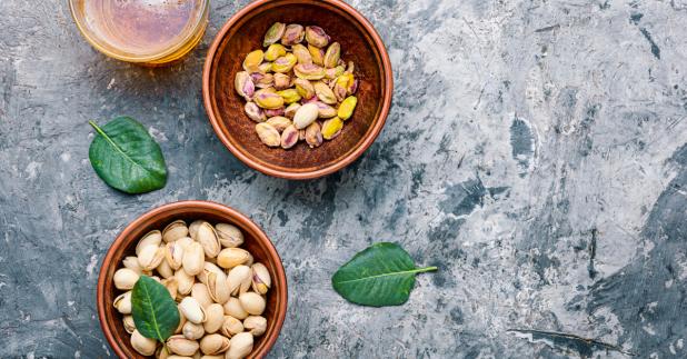 pistachio baklava ingredients
