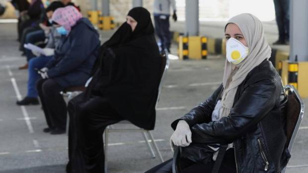 covid curfew Amman Jordan