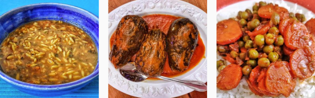 Heba Gaea's Pan vegan Palestinian food